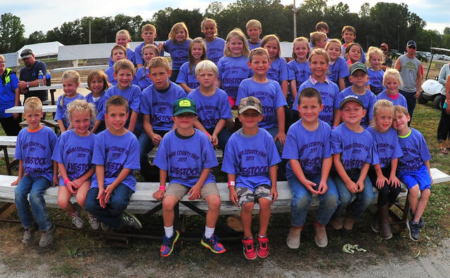 Monday was Livestock Scramble night at the 2017 Miami County Fair. Kids from ages 4 through adult scrambled to catch everything from ducks and chickens to young Brahma bulls.