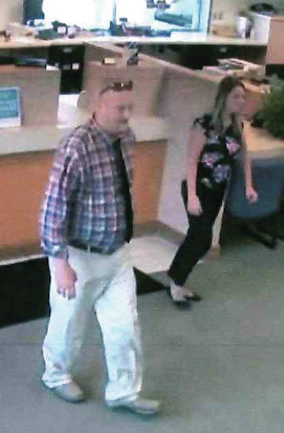 MCSO seeking information on this man who attempted to pass a bad check at a local bank this week
