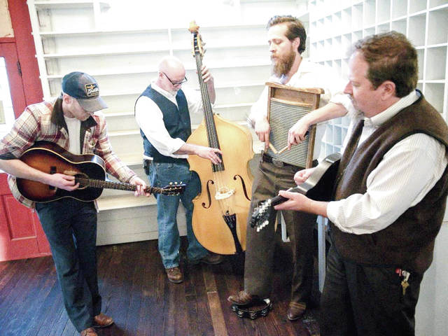 Provided photo Buffalo Wabs and the Price Hill Hustle will headline the 2017 Rhythm and Roots Music Festival on Sept. 23, at the Troy-Hayner Cultural Center.