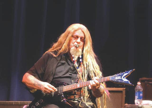 Provided photo City of Piqua officials have taken responsibility for stopping the performance of controversial country singer David Allan Coe at the upcoming Piqua BikeFest. The cancellation also was confirmed on the Piqua BikeFest Facebook page.
