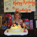 Happy Birthday to Madalyn Cox