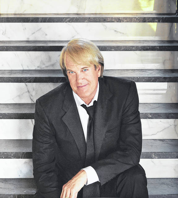 Provided photo Award-winning artist John Tesh will be the featured entertainer at the 20th annual Holiday Evening at Edison State Community College on Nov. 29.