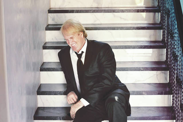 Provided photo John Tesh will headline the Holiday Evening at Edison State Wednesday in Piqua.