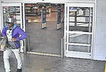 Provided photo The Miami County Sheriff's Office is requesting help in identifying this alleged suspect.