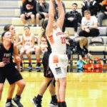Versailles girls give Stonebraker Christmas present with win over Fort Loramie