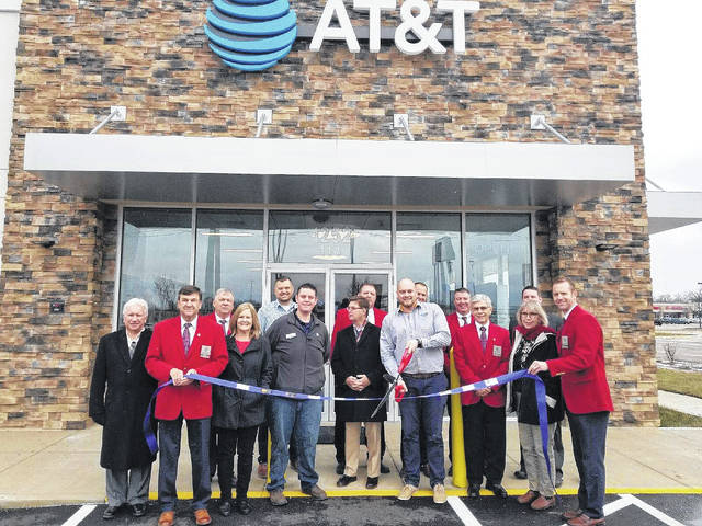 At T Store Joins East Side Of Piqua Piqua Daily Call