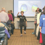 Program helps keep Parkinson's patients moving
