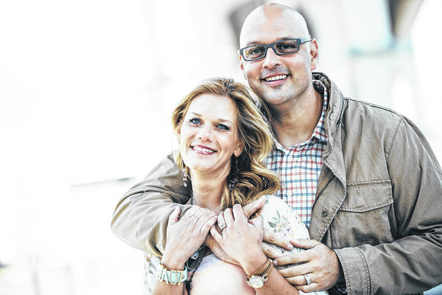 Provided photo Justin and Trisha Davis, founders of RefineUs Ministries, are bringing their dynamic marriage conference to Ginghamsburg Church, 6759 S County Rd 25A in Tipp City, on Friday and Saturday, Feb. 9 and 10.