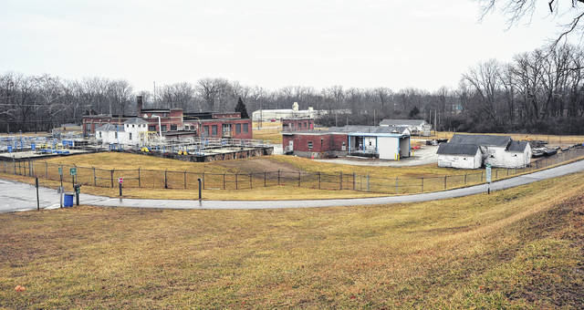 Mike Ullery | Daily Call The former Piqua Water Treatment Plant on State Route 66 is slated to become a firefighter training facility as the city of Piqua has entered into a memorandum of understanding with Bowling Green State University.