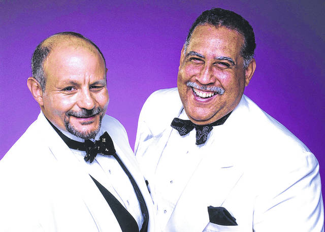 """Provided photo The Johnston Farm & Indian Agency and the Piqua Area Chamber of Commerce are welcoming John Mills, son of Donald Mills, and Elmer Hopper of Platters fame for """"An Evening with the Mills Brothers"""" on April 19, at the Fort Piqua Plaza Banquet Center."""