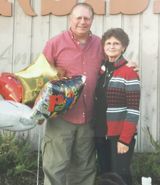 Provided photo Larry J. and Dianna L. (Cox) Hart celebrated their 50th wedding anniversary on April 20.
