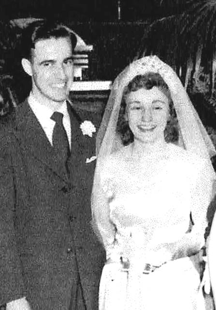 The Russells in 1948