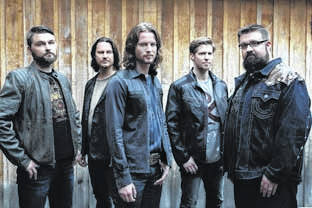 Provided photo The country music group Home Free will bring Nashville country standards and country-dipped pop hits to Troy's Hobart Arena at 8 p.m. Saturday, Nov. 10.