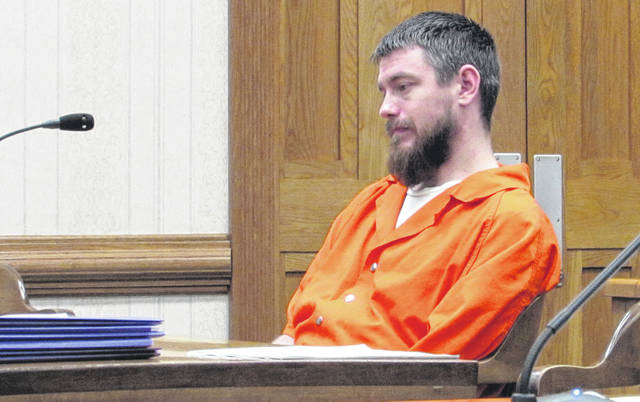 Matthew Deal, 36, of Piqua, was sentenced on charges of failure to comply with order or signal of a police officer, a third-degree felony.