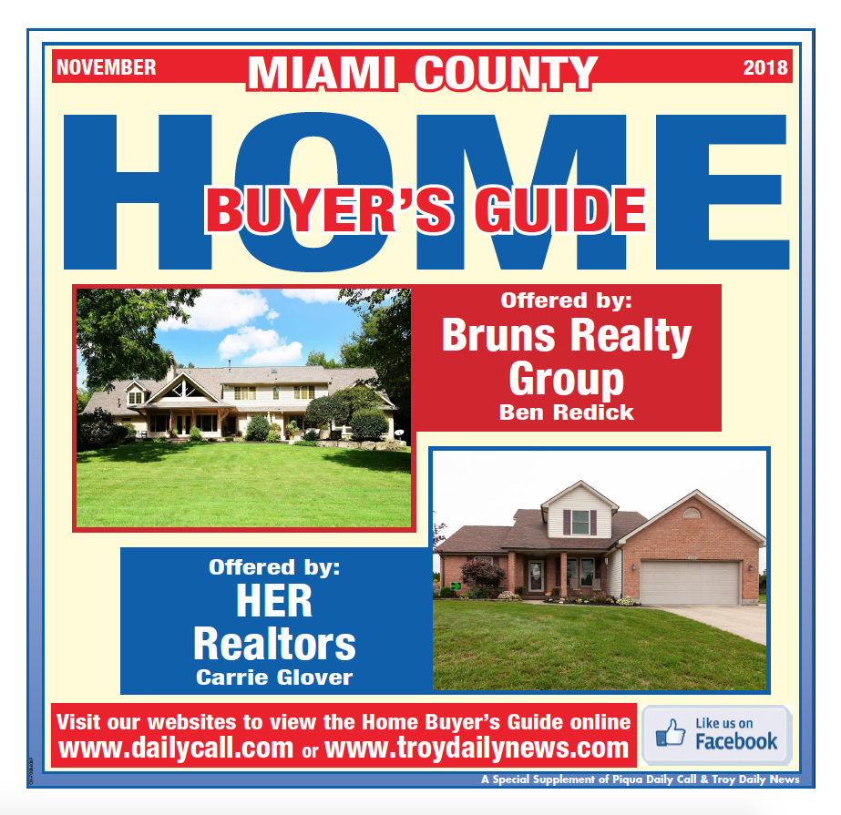 Miami County Home Buyer's Guide November 2018