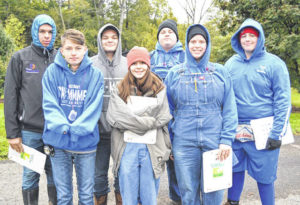FFA soils team competes at state