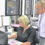 New principal settles in