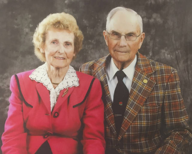 Roger and Glenna Rasor