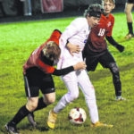 Lehman, Newton, Miami East boys soccer all advance