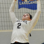 Edison State volleyball gives gutsy effort in loss to Heidelberg JVs