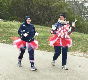 Walk for Wounded Warriors Project held at Echo Hills