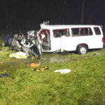 Two-car accident claims life