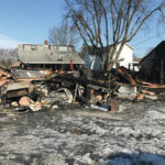 Cause of fire still undetermined