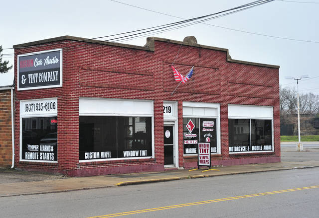 Mike Ullery | Miami Valley Today Kustom Car Audio & Tint Company is open for business at 219 Spring St. in Piqua.