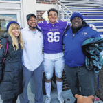 Lee brothers share football sidelines at Capital