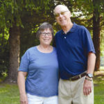Moores celebrating 50 years of marriage