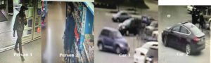 Photos released of suspects/cars in Walmart shots-fired incident