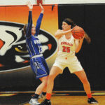 Versailles girls basketball survives scare from Miami East