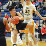 Piqua boys basketball holds off Troy Christian to win WPTW Holiday Classic