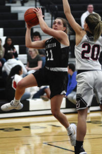 Covington girls roll to win over Mississinawa Valley