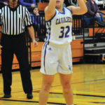 Lehman Catholic girls handle Waynesfield-Goshen in NWCC play