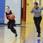 Bradford girls cruise past Yellow Springs in Brookville D-IV sectional action