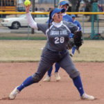 Edison State softball finishes strong in split with Wilmington College JVs
