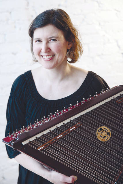 Provided photo Amanda Roberts and Friends will perform at 7:30 p.m. March 26 at the Troy-Hayner Cultural Center as part of the Drawing Room Chamber Series.