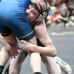 Covington wrestlers advance four to Troy D-III district semifinals