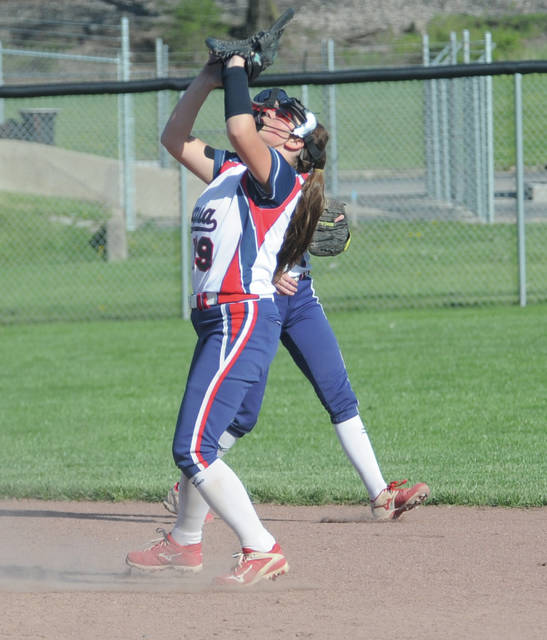 Mike Ullery|Miami Valley Today file Piqua's Kathy Young returns to the softball team this season.