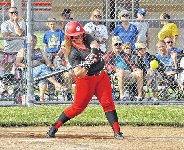 Josh Brown|Miami Valley Today file Newton senior Erin Norman recently signed a letter of intent to play softball for Bluffton University.
