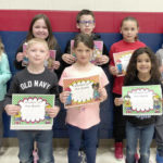 Students of month named