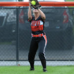 Martinez grand slam powers Bradford softball past Newton