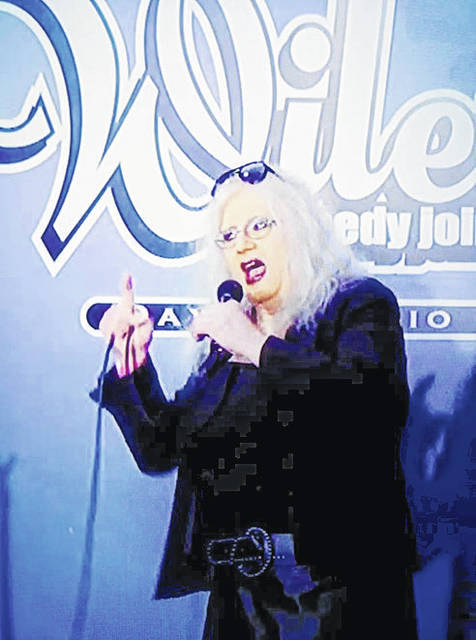 Mike Sakal | For Miami Valley Sunday News Bill Shock, also known as Holly Shock when performing comedy, will retire from Meijer on April 26, but continue to perform a comedy act.