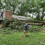 Tornadoes confirmed in county