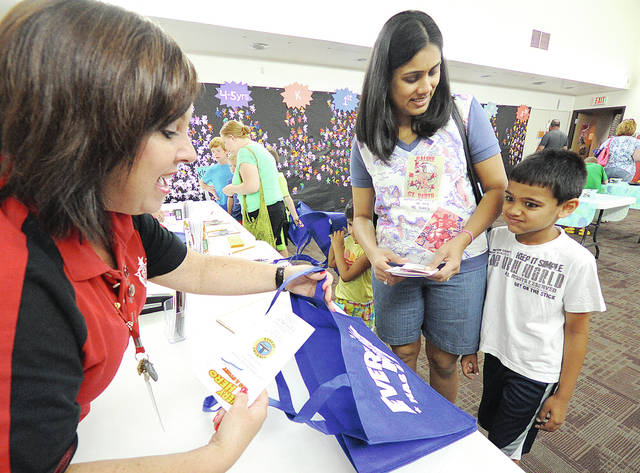 Miami Valley Today file photo The Troy-Miami County Public Library's summer reading challenge begins June 3.