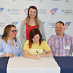 Kidwell signs letter of intent to play for Edison State