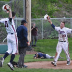 Karn scores on wild pitch as Piqua baseball outlasts Springfield in 10 innings