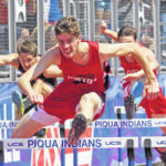 Bucc boys edge Indians for 2nd: Weekend track roundup