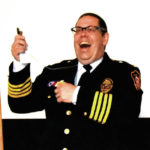 Retiring chief says goodbye